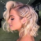 30 Cute Prom Hairstyles For Short Hair - Society19