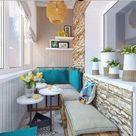 Creative Small Terraces Ideas 😍