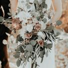 14 Stunning Bouquet Color Palettes to Show to Your Florist | Lilac wedding, Sage wedding, Wedding th