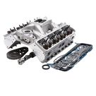 Edelbrock 435Hp Total Power Package Top End Kit for Use On 1987 And Later SB Chevy w/ Oe Lifters