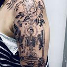 Empress Tarot Tattoo
