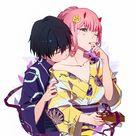 HD wallpaper: Anime, Darling in the FranXX, Hiro (Darling in the FranXX)