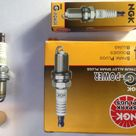 NGK V Power Spark Plug Box of 4 BKR6E