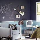 Tafelfarbe im Jugendzimmer Definitiv eine coole Idee.   BerlinFreckles.de