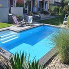Pool Heizung und Schwimmbad