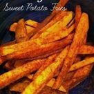 Bake Sweet Potato Fries