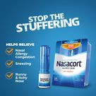 Nasacort Allergy 24 Hour Non Drowsy Multi Symptom Relief Nasal Spray
