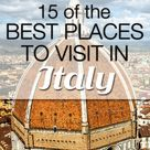 20 Best Places to Visit in Italy (+ Map & Photos)