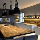 20 moderne Küchen mit Kochinseln   homify