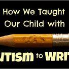 Autism Teaching