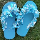 Decorate Flip Flops