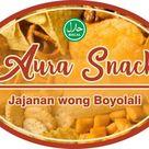 Desain Label Makanan Ringan