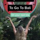 Travel Tips Videos | Bali