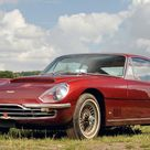 This Touring bodied Aston Martin almost succeeded the DB6
