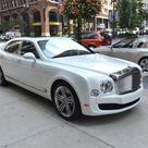 2013 Bentley Mulsanne Le Mans Edition  Stock # GC-CHRIS38 for sale near Chicago, IL | IL Bentley Dealer