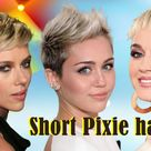 Short pixie cut 2021-2022 : 15 Great Short hairstyles for women