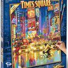 Schipper 609130815 - Malen nach Zahlen, New York - Times Square bei Nacht, MNZ, 40x50 cm