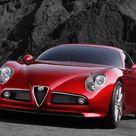 2004 Alfa Romeo 8C Competizione concept   Free high resolution car images