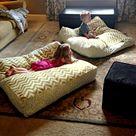 Large Floor Pillows