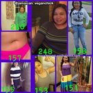 Kerry lost 95 pounds   Black Weight Loss Success