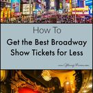 Best Broadway Shows
