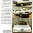 OG   1987 Alfa Romeo 164   Project no.156   In house proposals