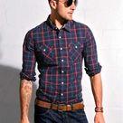 Men's casual fashion