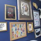 Nursery Gallery Walls
