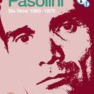 Pasolini Six Films 1968 - 1975 set]