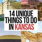14 Unique Things to do in Kansas