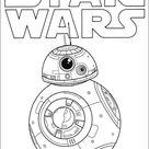 Star Wars The Force Ontwaakt Kleurplaat 3