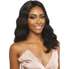 Mane Concept Trill 100 Human Hair Rotate Part Lace Front Wig   TRMR202 Loose Body 18 Inch   NATURAL