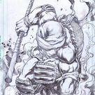 Donatello by emilcabaltierra on DeviantArt