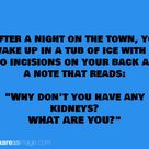 Night On The Towns
