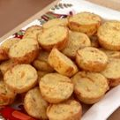 Chile Corn Muffins with Chipotle Butter