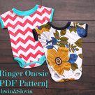 Onesie Pattern