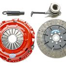 South Bend Clutch 00 05 Audi A3 1.8T Stage 2 Daily Clutch Kit