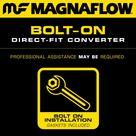 MagnaFlow Conv DF 00-03 Mercedes S430 4.3L