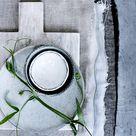 Geschirr im Handmade-Look
