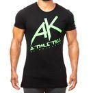T-Shirt Ak - Schwarz / M