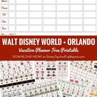 Disney World Calendar