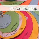how to teach kids where in the world they live   teach mama