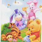 Baby Winnie the Pooh: Free Printable Clipart.