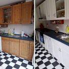 Anleitung Küche streichen