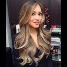 Blonde Asian Hair