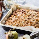 Blitzrezept: Der schnellste Apfelkuchen der Welt | freundin.de