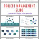 Project Management Slides - 20 best infographic design templates