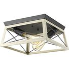 Walker Edison Furniture Co. Gray And Black Drop Leaf Counter Table Set, 3 Piece Tw48lnsb3pgw   Bellacor