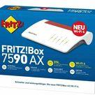 FRITZ!Box 7590 AX  Modem/Router/TK NEU OVP