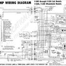 12 94 Ford Ranger Engine Wiring Diagram Engine Diagram Wiringg Net Electrical Wiring Diagram Electrical Diagram Trailer Wiring Diagram